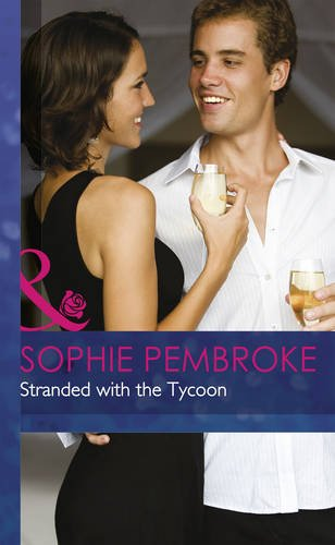 Stranded with the Tycoon UK Cover