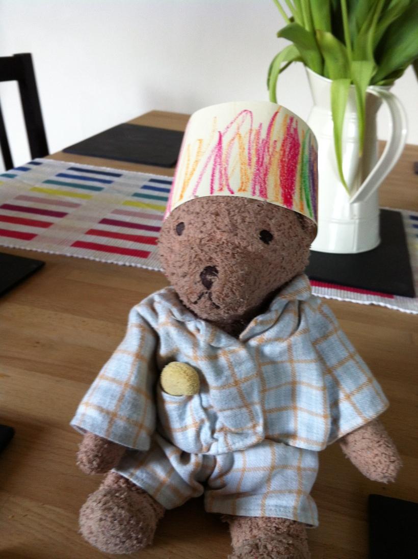 Teddy's Hat