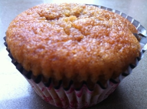 Maple Butterscotch Cupcakes