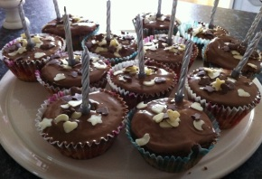 Bake 34: Double Chocolate Cupcakes
