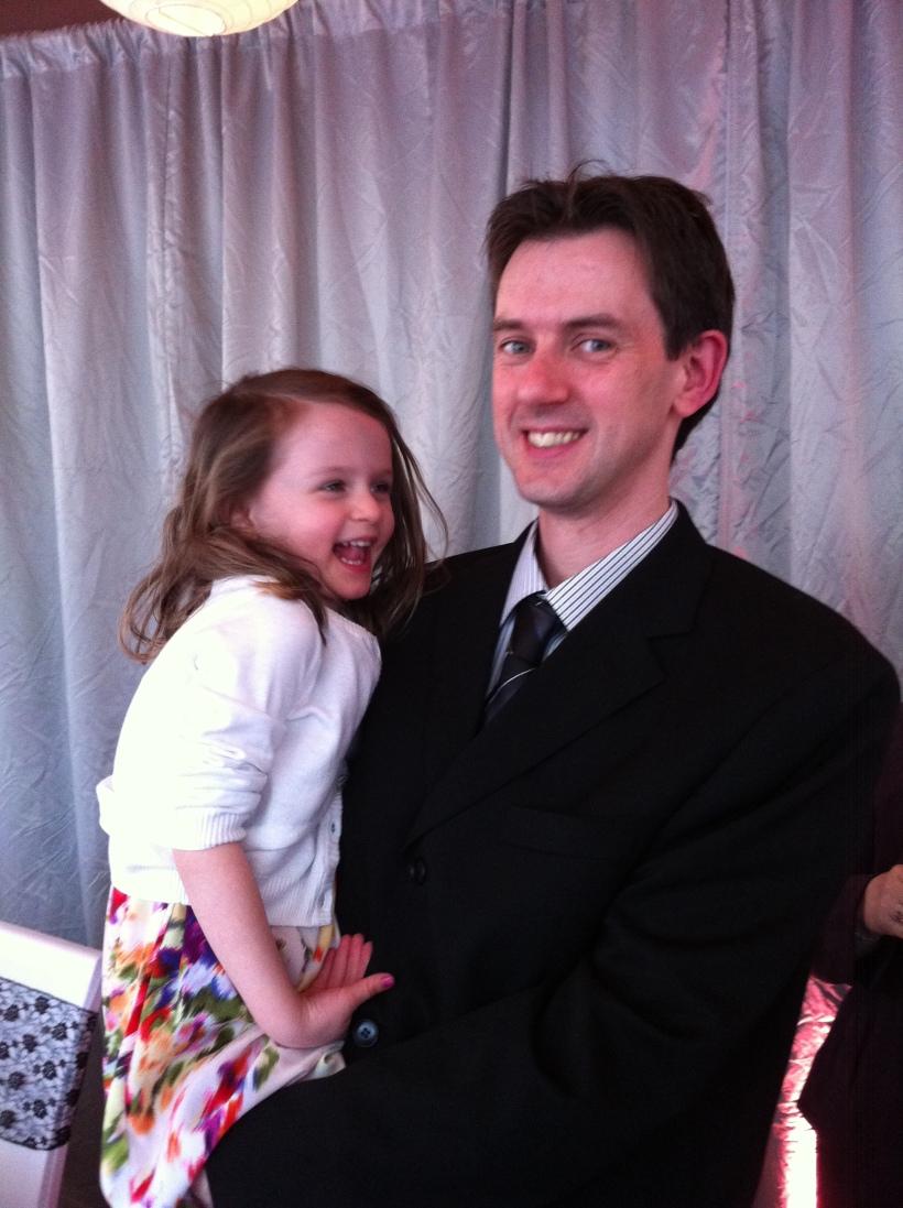 Husband & Daughter