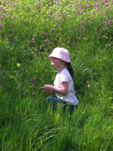 The Daughter in a Summer Field