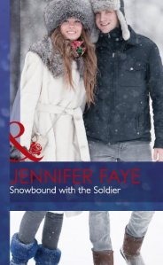 Snowbound With The Soldier - UK