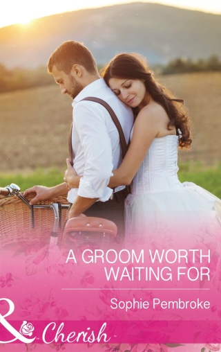 A Groom Worth Waiting For UK cover