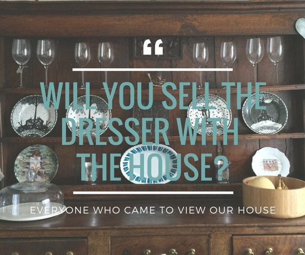 will you sell the dresser?
