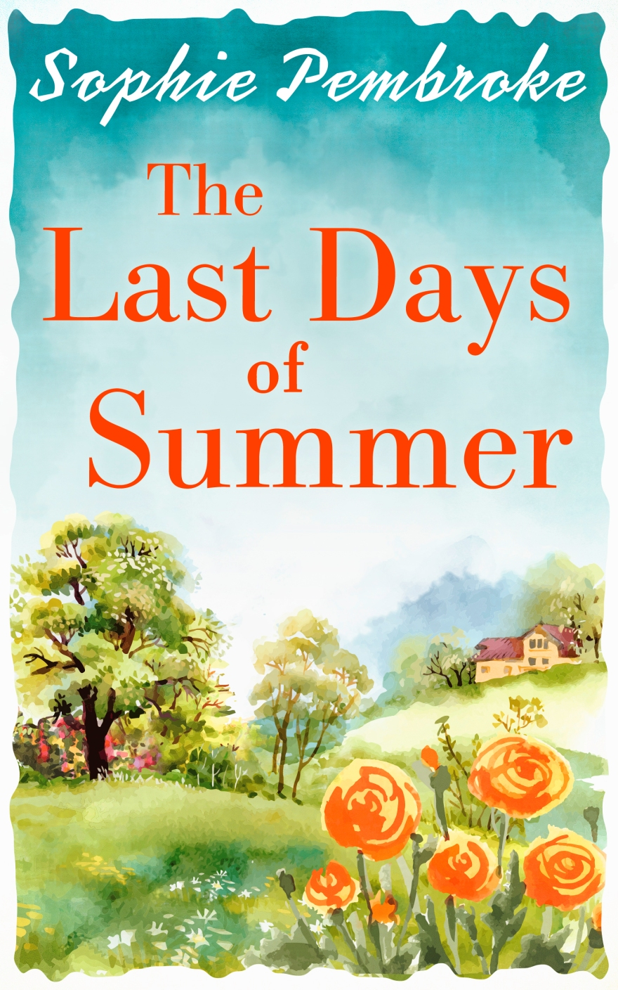The Last Days of Summer Cover